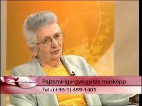 Pajzsmirigy-gyógyítás másképp - YouTube