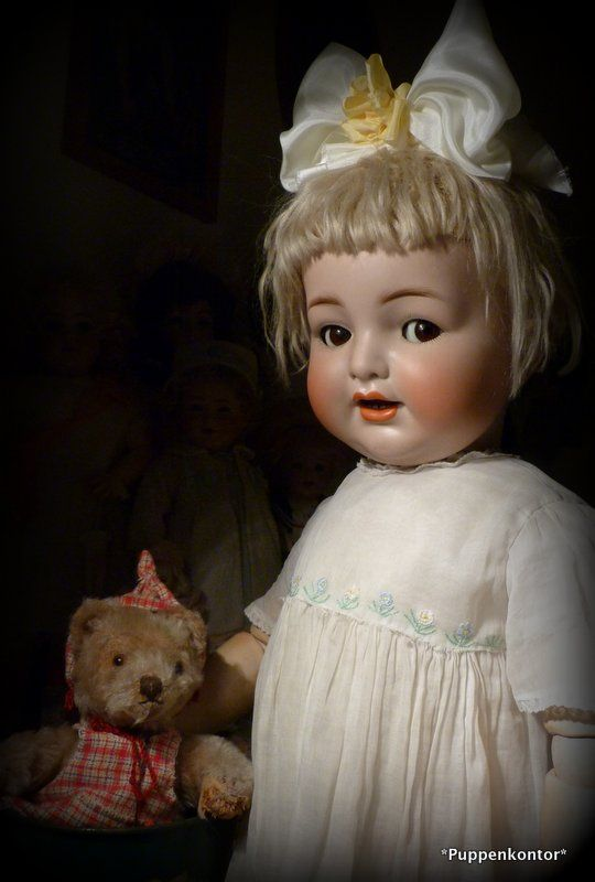 Puppenkontor: Kämmer & Reinhardt 126