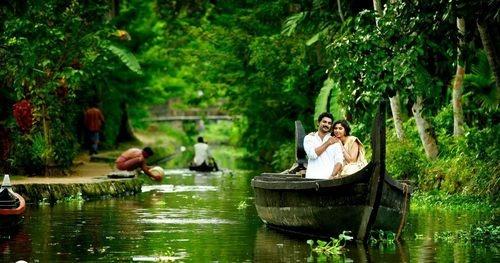 Kerala Backwater travel