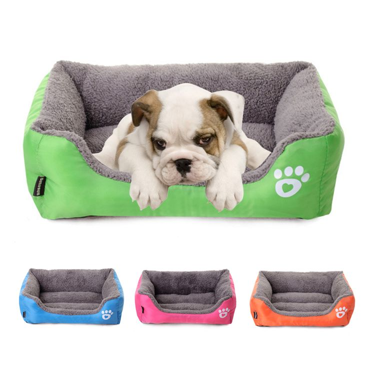 Warm Pet Bed Cushion for Small Dogs Home Sofa Kennel Cat Labrador Husky Satsuma French Bulldog Pet House Cama de Perros 2 #Affiliate