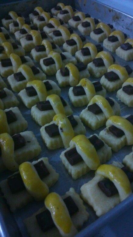 Choco Stick Cookies