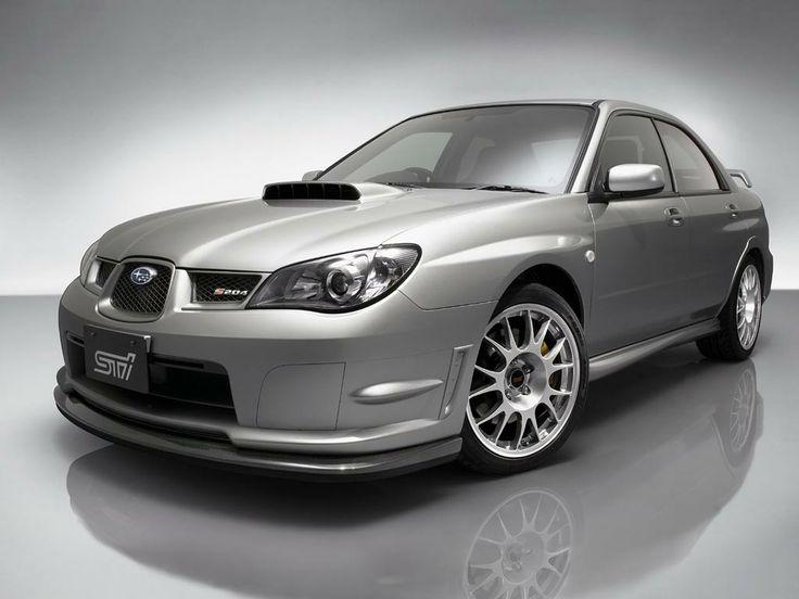Subaru sti 2006