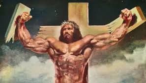 American Christian versions of Jesus as a Muscular Christ -a Manly Man - a Warrior and War Monger? Image result for muscular christianity book