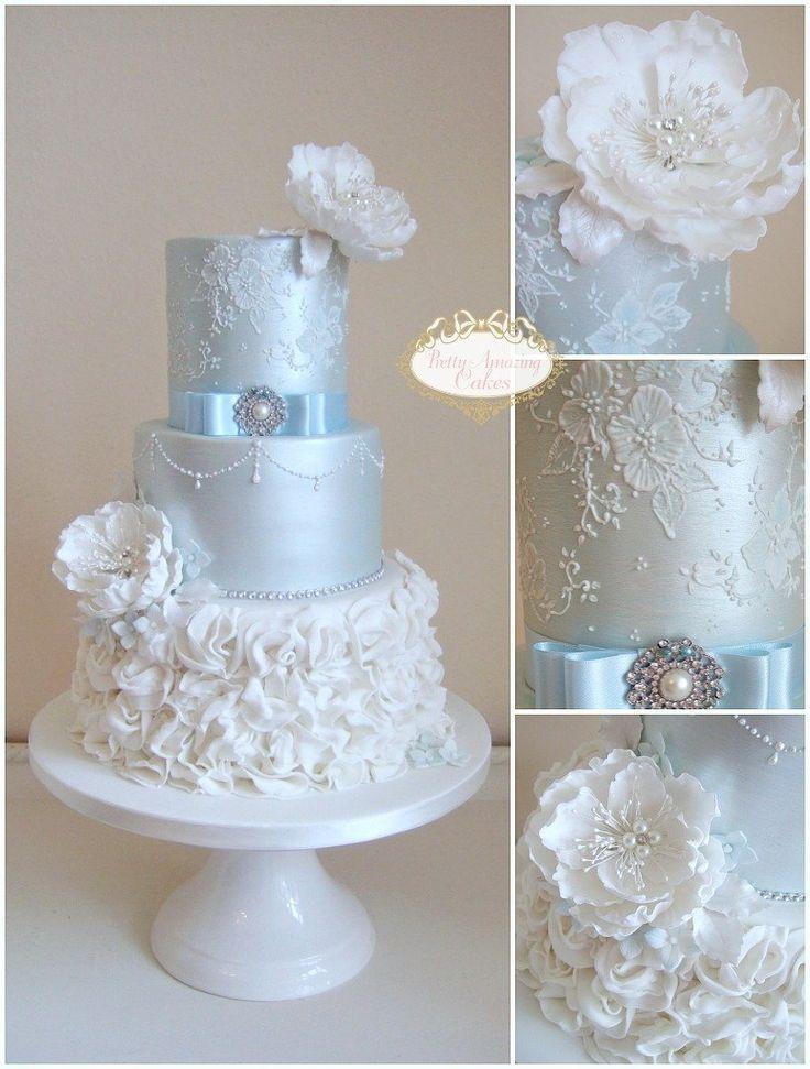 Wedding Cakes Bristol, Gloucester | Bespoke Wedding Cakes Design