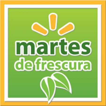 Este Martes de Frescura Walmart disfruta con toda tu familia las ofertas de frutas y verduras: Jitomate Saladet a $7.90 y Manzana Gala a $19.90 el kilo.