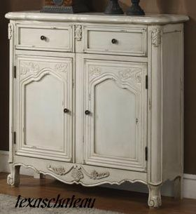 french country decorating | Tuscan French Country Style Decor Furniture Sofa Entry Hall Table