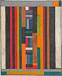 Gee's Bend quilt  FREE quilt block patterns  http://onlinequiltingclassesmembership.ning.com/