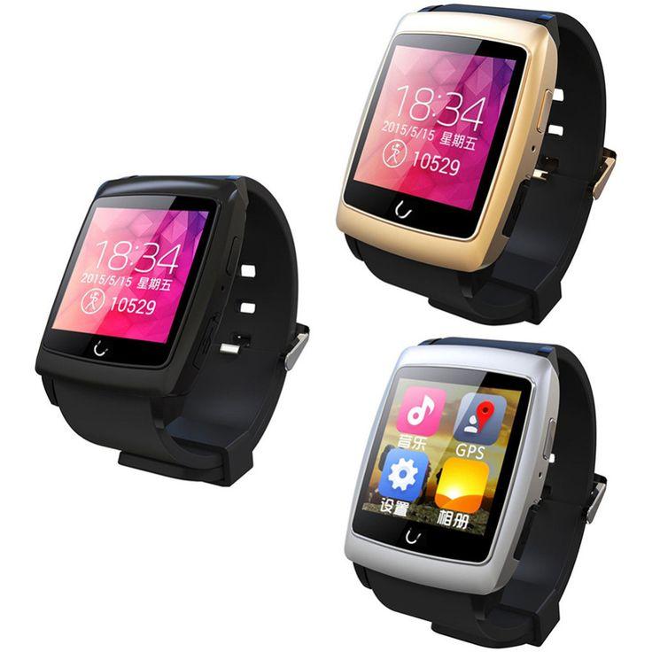 Original Bluetooth Smart Watch Armbanduhr Uwatch U18 für Android-Handy GPS Uhr Android Smartwatch mit Schrittzähler //Price: $US $169.98 & FREE Shipping //     #clknetwork