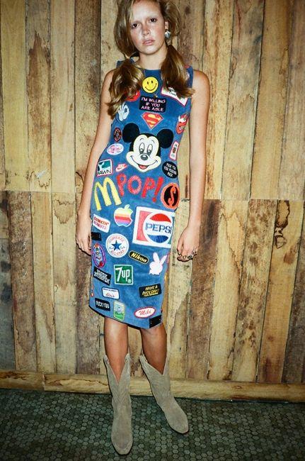 Oyster Fashion: 'Like a Rhinestone' Shot by Jason Henley