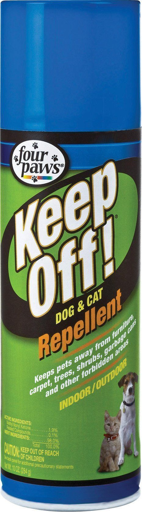 Four Paws Products Ltd - Keep Off Indoor/outdoor Repellent