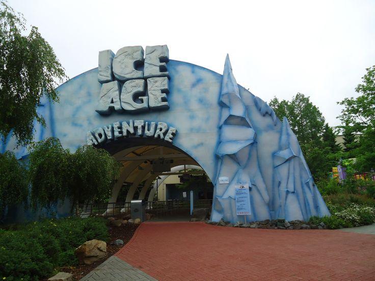 moviepark ice age adventure im movie park germany movie park attraktionen. Black Bedroom Furniture Sets. Home Design Ideas