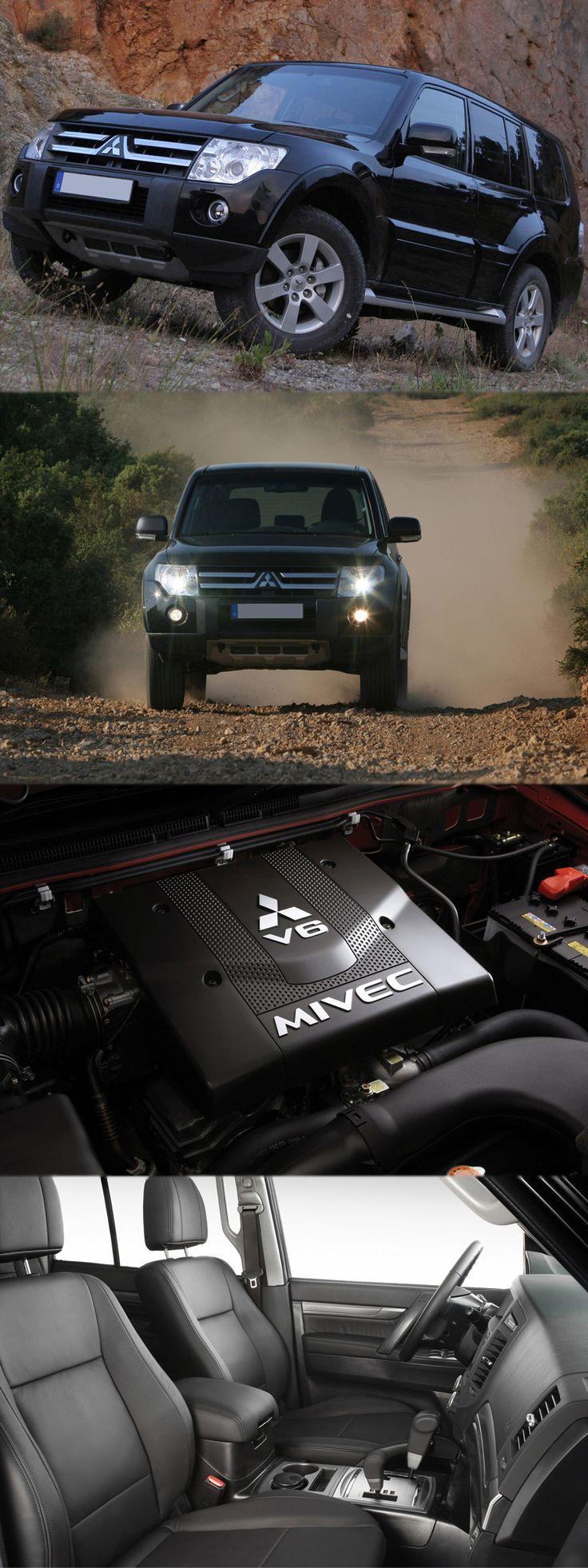 Mitsubishi pajero a big family vehicle visit link for more details https