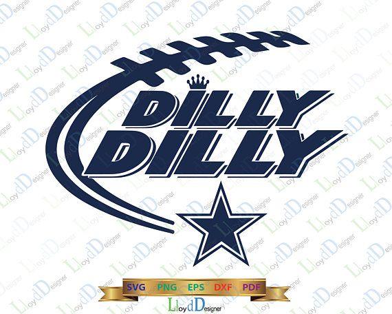 7ab12d12457dd7 Dallas Cowboys SVG Dilly Dilly Dallas Cowboys star svg Cowboys ...