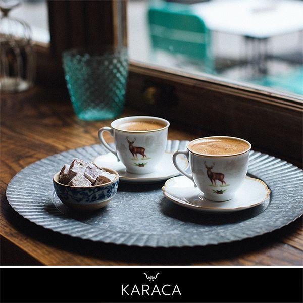 Sevdiklerinizle paylaştığınız keyifli sohbetleri tam kıvamında bir Türk Kahvesi ile taçlandırın. #PaylaşacakÇokŞeyVar