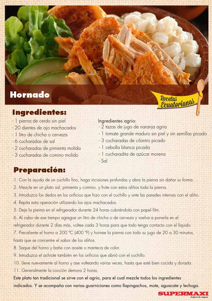 306 best images about ecuador on pinterest restaurant for Ingredientes para comida