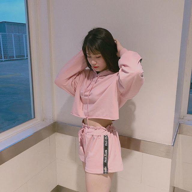 Cute Girly Love My Friend Dara Jaman Now Gaya Model Pakaian
