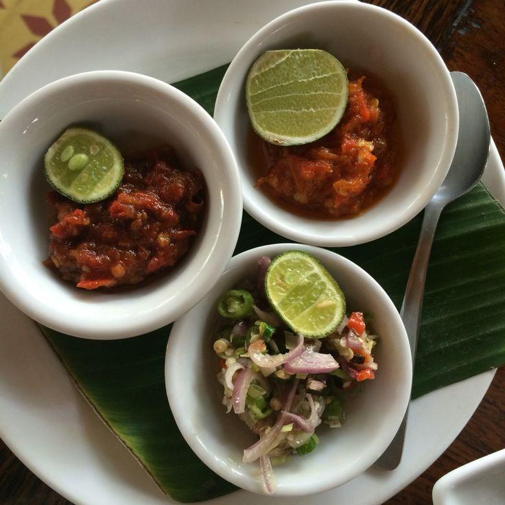 Balinese Sambal - spicy