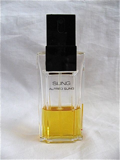 Vintage Alfred Sung Perfume by DelicateCreations on Etsy