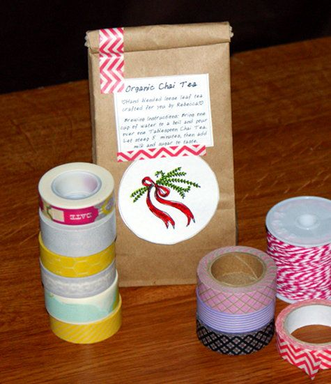 DIY Organic Handmade Chai Tea Recipe – A Wonderful Handmade Gift Idea