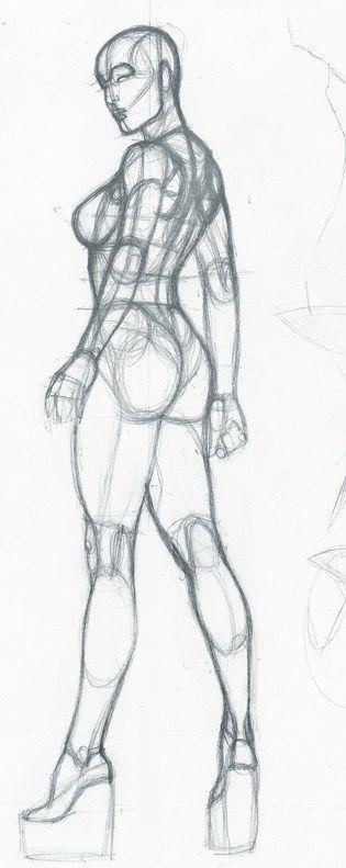 anatomi-model-karakalem-çizimleri-vvs