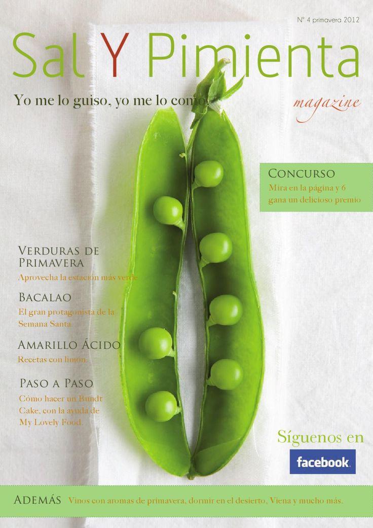 Primavera 2012 Sal y Pimienta Magazine