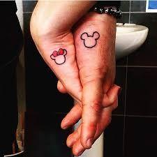 """Résultat de recherche d'images pour """"tatouage minimaliste couple"""""""