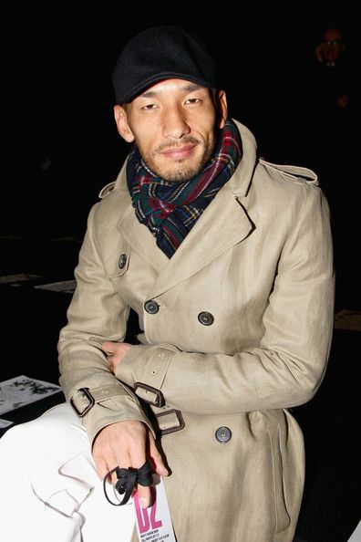 Hidetoshi Nakata Photos Photos - Hidetoshi Nakata attends the DSquared2 Fashion Show as part of Milan Fashion Week Menswear A/W 2011 on January 18, 2011 in Milan, Italy. - DSquared2: Milan Fashion Week Menswear A/W 2011