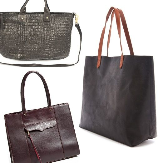 Rank & Style   Top Ten Fashion and Beauty Lists - Work Bags #rankandstyle