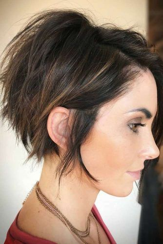 Latest Short Hair Trends That You Can't Afford to Miss ★ See more: http://lovehairstyles.com/latest-short-hair-trends/