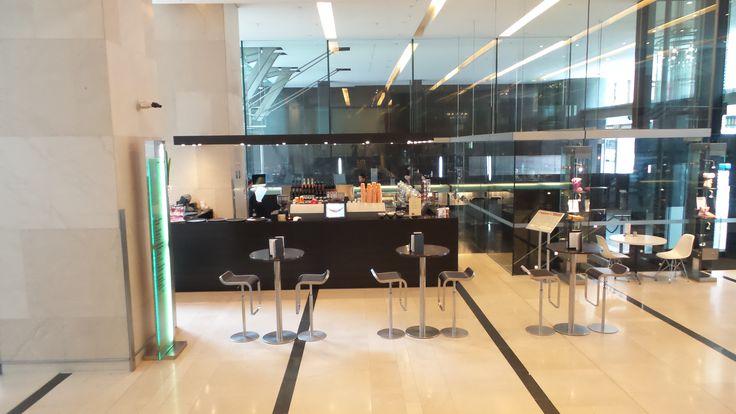 Cafe Cino at the Hilton Sydney Hotel