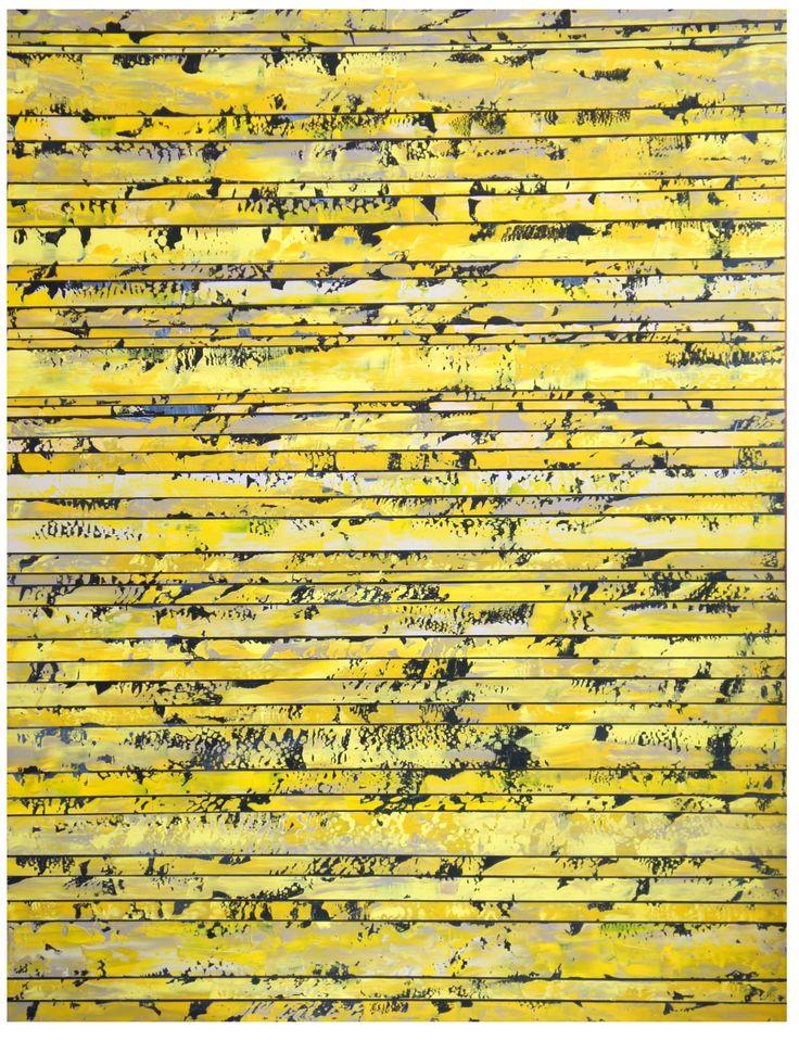 Filigrane Textur, 135x105cm, 2017