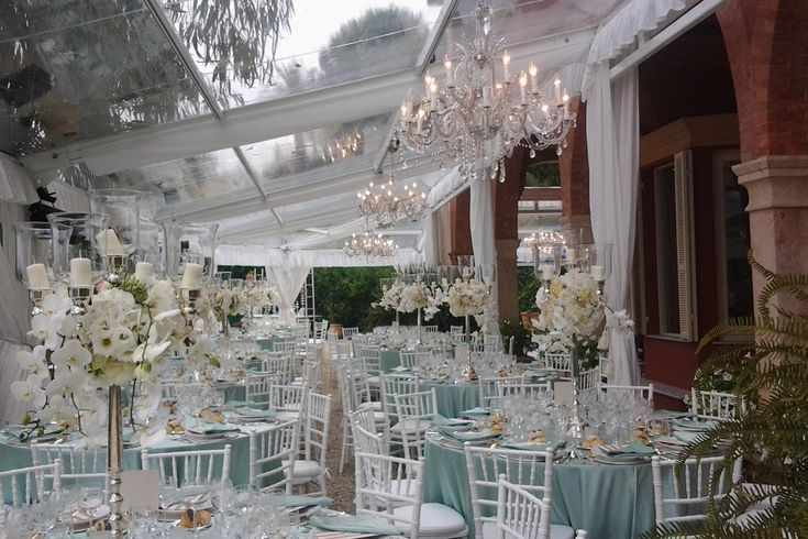 22 best images about Gazebo e tensostrutture per matrimoni ed eventi on Pinterest  Crystals ...