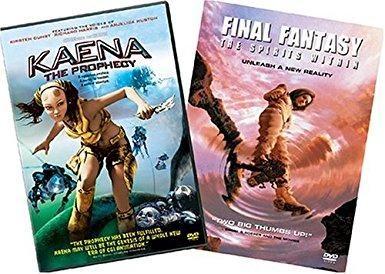 Kirsten Dunst & Anjelica Huston & Chris Delaporte & Hironobu Sakaguchi -Kaena - The Prophecy / Final Fantasy