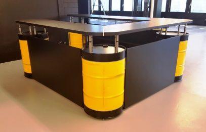 Promo Consultant GmbH - Cool Promo Supply - Premium Design Fass- Möbel /Premium Design Oil-Barell Furnitures