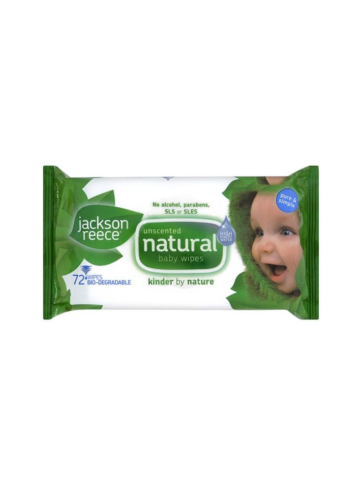 Unscented Organic Baby Wipes | Go 2 Natural Baby & Mum | Pinterest