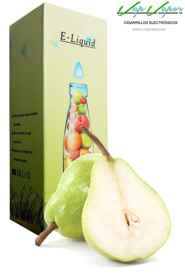 e-liquid Pera  http://www.vapvapor.es/liquido-frutas-cigarrillo-electronico     - e-liquid sabor Tuti Fruti (afrutado)     - Categoría: frutas  Líquidos para cigarrillos electrónicos de la marca e-liquid. Nuestra marca e-liquid se caracteriza por su gran variedad de aromas y sabores.     - e-liquid sabor Tuti Fruti (afrutado)     - Categoría: frutas