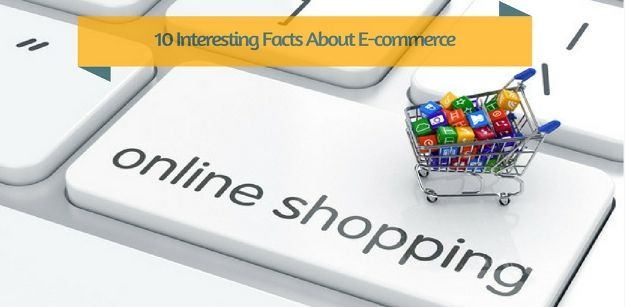 Reach For the 10 Interesting Facts About E-commerce. Read this interesting post. #eCommerce #Shopify