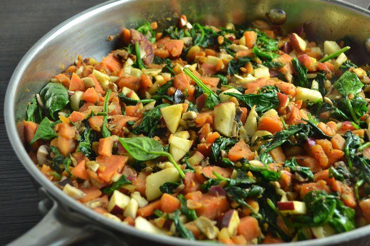On ne s'en cachera pas, le déjeuner représente souvent le repas le plus difficile à varier lorsqu'on manger paléo. Je vous présente une alternative bien colorer pour votre déjeuner. Quoi? 4 patates...