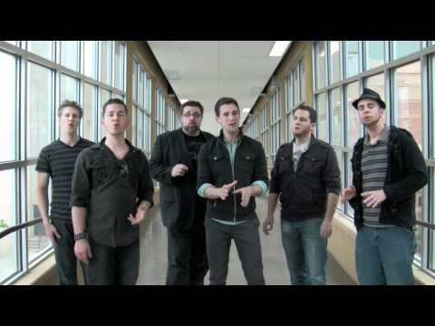 "A cappella - Home Free Vocal Band singing ""Just Haven't Met You Yet"" by Michael Buble"