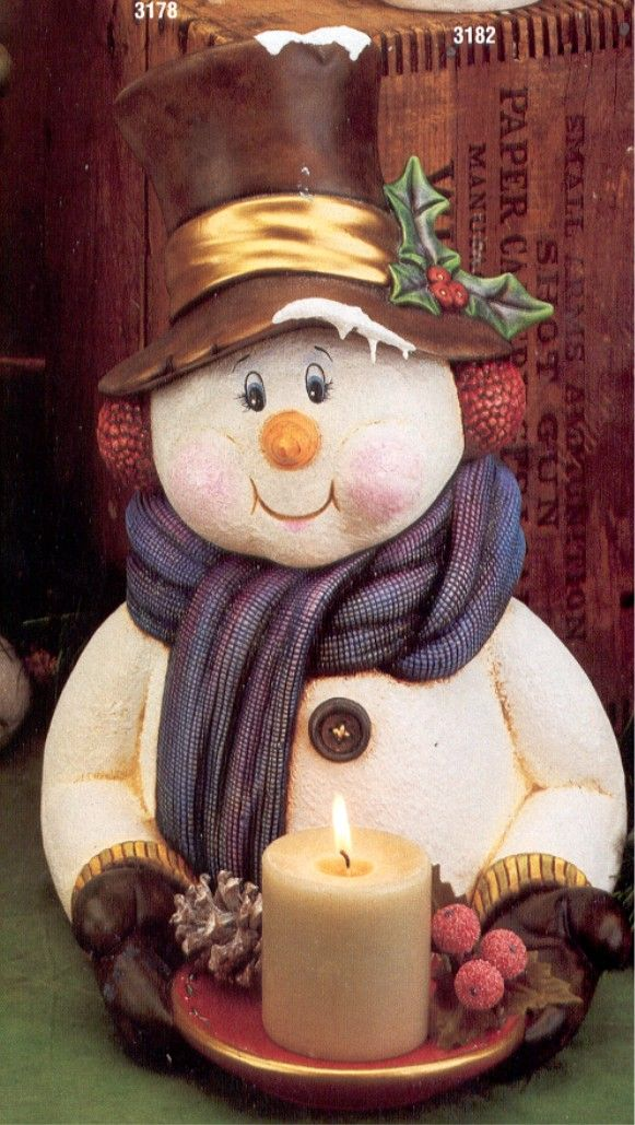 Snowmen...www.bevsceramics.com...thinking an addition to my collection....def checking this out. :)