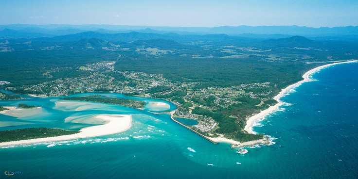 One of the prettiest spots on the Legendary Pacific Coast Touring Route, Nambucca Heads has been a favourite holiday destination for many generations.