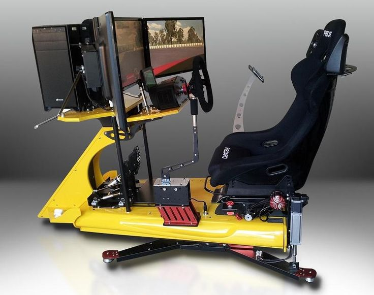 39 best diy sim rig images on pinterest racing simulator. Black Bedroom Furniture Sets. Home Design Ideas