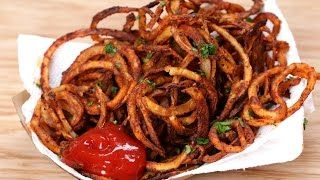 If These Curly Fries Don't Take You Back To Your Childhood, Nothing Else Will