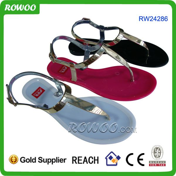 fashion flat summer sandals 2014 for women $1.5~$3.5