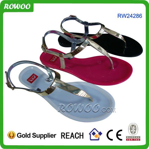 fashion flat summer sandals 2014 for women $1.5~$3.5