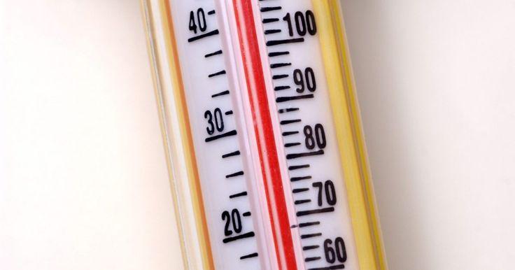 Cómo medir la temperatura ambiente con un termómetro de laboratorio. La temperatura es la cantidad medible clave utilizada en la ciencia y la ingeniería. A nivel microscópico, la temperatura está relacionada con la velocidad a la que los átomos se mueven y chocan entre sí. Cuanto más rápido los átomos se mueven alrededor, mayor es la temperatura. Un termómetro es un dispositivo utilizado para medir la temperatura y ...