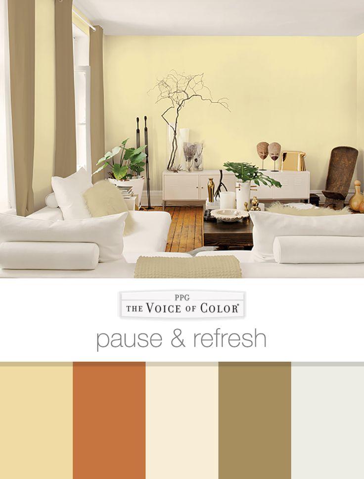 Paint Color Trends 58 best paint color collections and paint color palettes images on