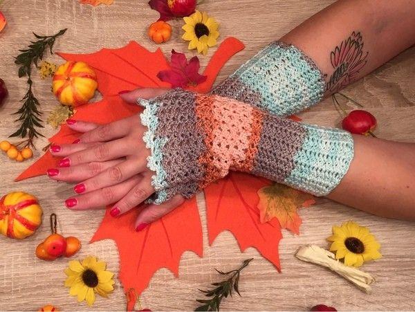 10 besten Handschuhe häkeln Bilder auf Pinterest   Handschuhe häkeln ...
