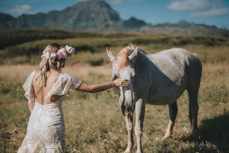 Leila Bridger (@leilabridger) • CJM Stables, Kauai