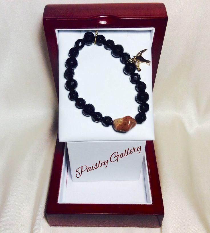 S&S Bracelets by PaisleyGI on Etsy